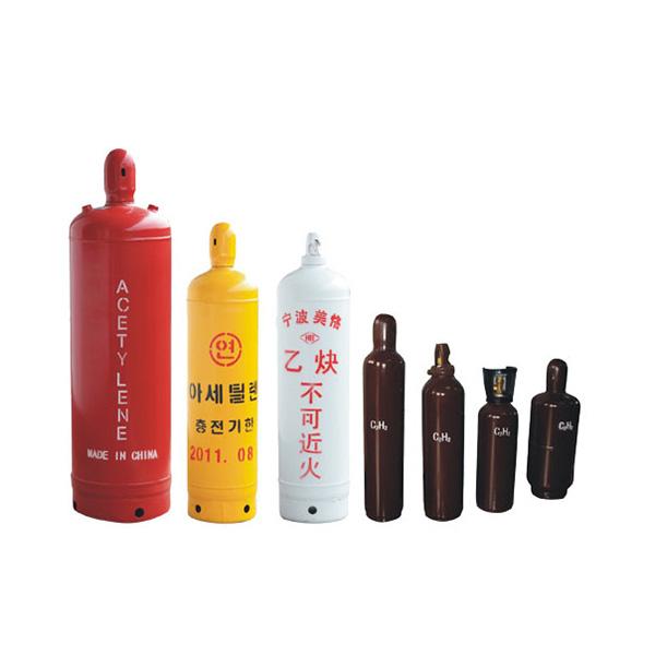溶解乙炔气瓶Y01
